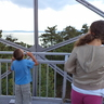 Gyönyörű kilátás a Balatonra