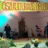 A kulturális délutánt megnyította Pitz Sándor, a képviselőtestület tagja.