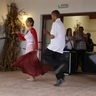 Roma táncbemutató