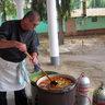 Wolstrommer István vadpörkölet készít