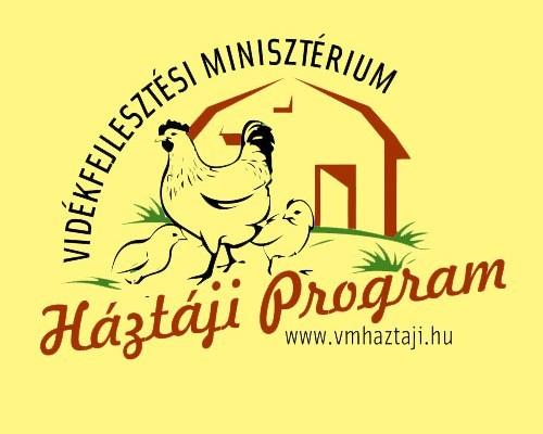 Háztáji program logó