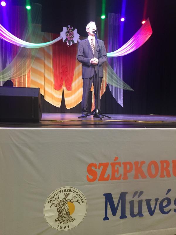 Ormai István polgármester megnyitója