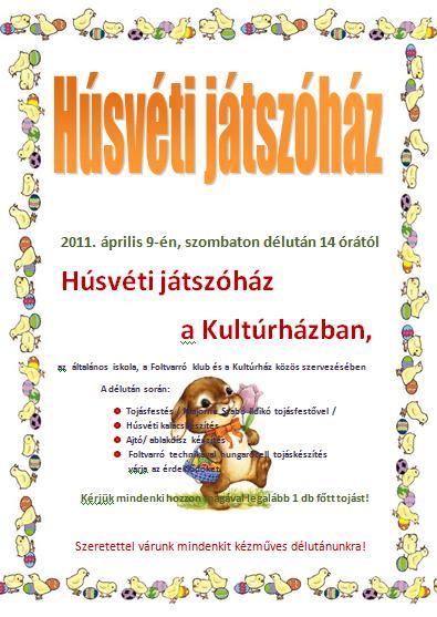 Húsvéti plakát