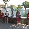 Tapolca - A Malom és a tó